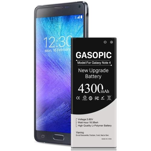 Galaxy Note 4 Battery Lclebm 4300mah Li Polymer Replacement Battery For Note 4 N910 N910u 4g Lte N910v Verizon Best Buy Canada