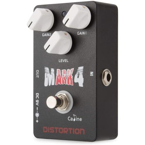 Dolamo Guitar Effects Caline Mark 4 Guitar Pedal Effect Heavy Metal Guitar Distortions Metal True Bypass CP-16