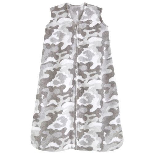 HALO SleepSack Polyester Wearable Blanket - 6 to 12 Months - Sand + Stone