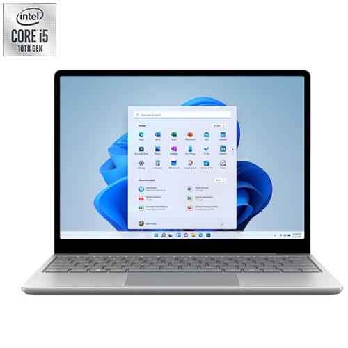 Surface Laptop écran tactile 12,4 po Microsoft - Platine - Ang
