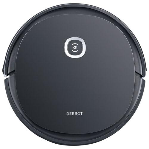 Aspirateur et vadrouille robot Deebot Ozmo U2 d'Ecovacs - Noir