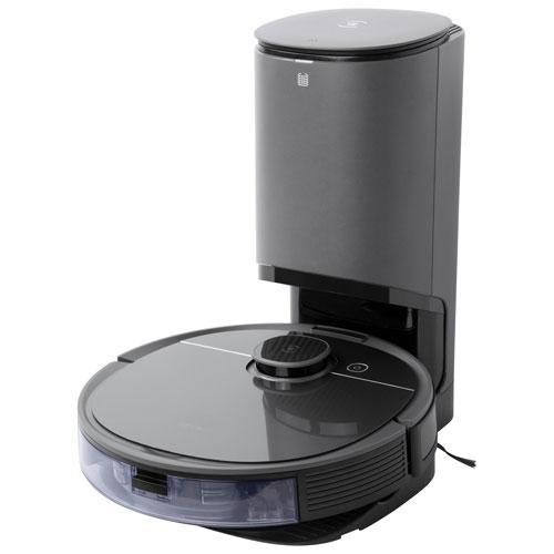 Aspirateur et vadrouille robot Deebot Ozmo T8+ d'Ecovacs - Gris