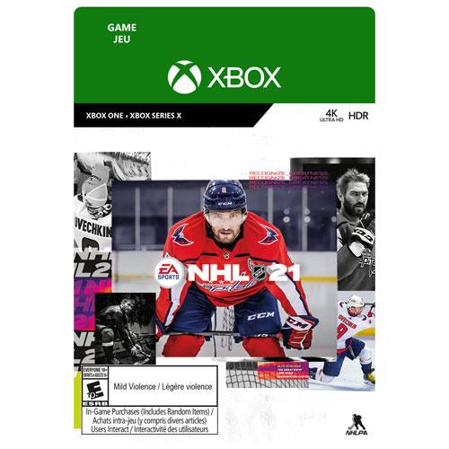 NHL 21 - Digital Download