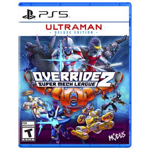 Override 2: Super Mech League Ultraman édition de luxe