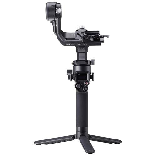 DJI RSC 2 Camera Gimbal Stabilizer - Black