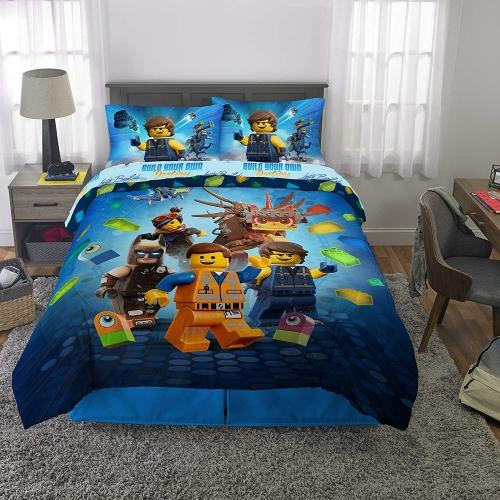 Lego Full Bedding Sheet Set With, Lego Bedding Canada