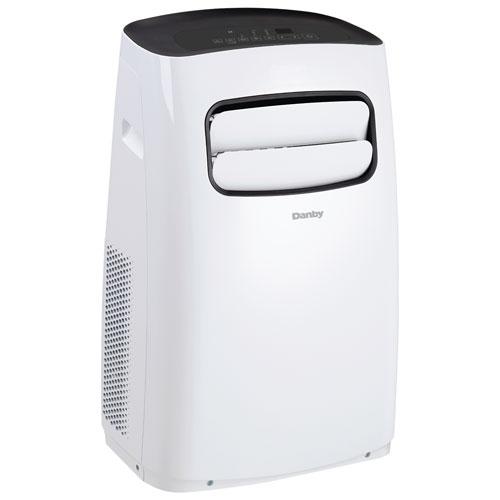 Climatiseur 3-en-1 portatif de Danby - 12000 BTU - Blanc