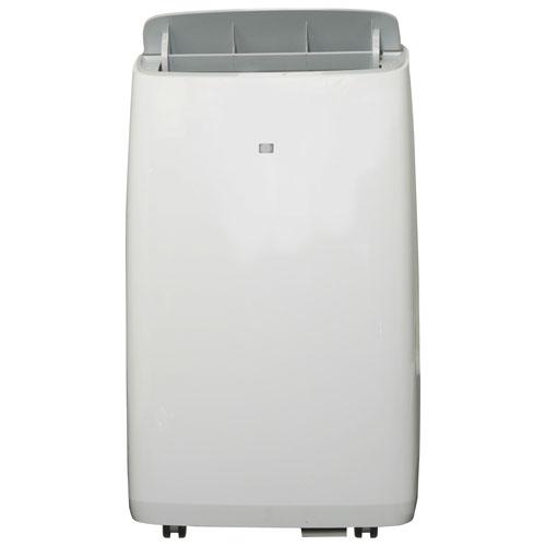 Climatiseur 3-en-1 portatif de Danby - 14 000 BTU - Blanc