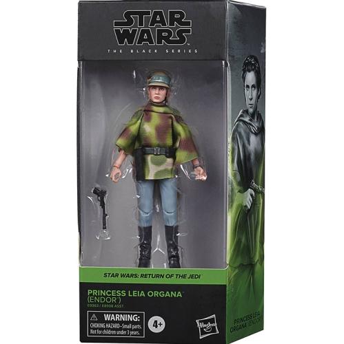 Star Wars The Black Series General Leila Organs #52 6 in Figure Toy