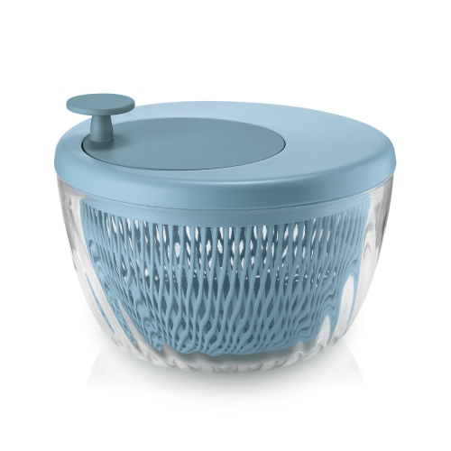 Guzzini Kitchen Active Design Salad Spinner 26cm - Matt Blue