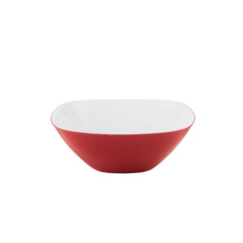 Guzzini Vintage Plus Small Two-Tone Bowl 200cc - White/Red