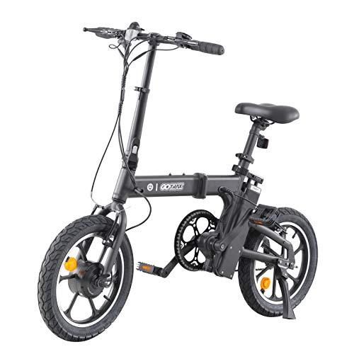 GOTRAX Shift S1 Folding Electric Bike
