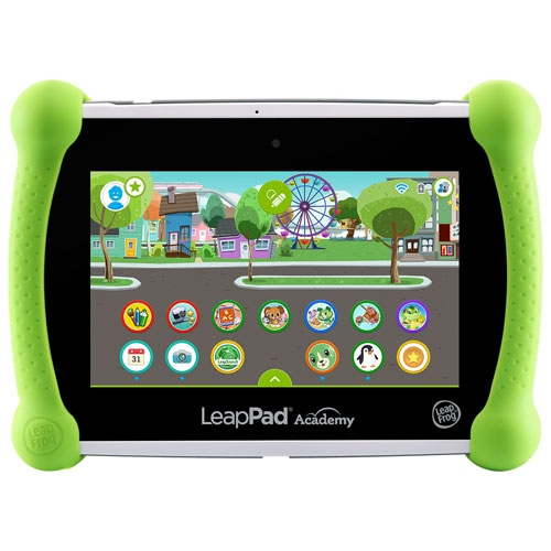 LeapFrog LeapPad Academy - Green - English - Open Box