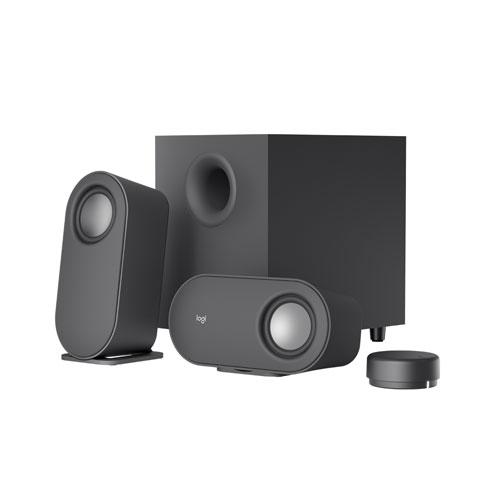 Logitech Z407 Bluetooth 2.1 Computer Speaker System