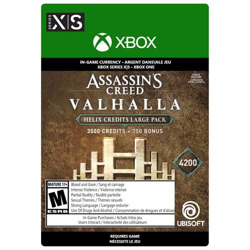 Assassin's Creed Valhalla - 4200 Helix Credits - Digital Download