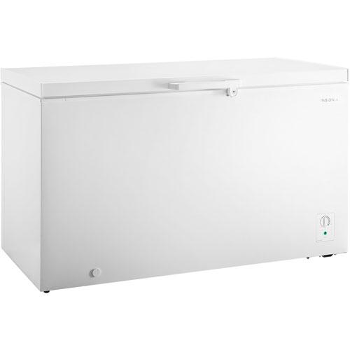 Insignia 13.8 Cu. Ft. Chest Freezer - White