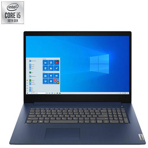 Portable Ideapad 3 17,3 po de Lenovo - Bleu