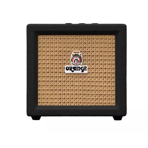 Orange CRUSH MINI-BK Mini 3-watt Micro Guitar Amplifier-Black