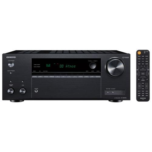 Onkyo TX-NR595 7.2 Channel 4K Ultra HD Network AV Receiver - Open Box