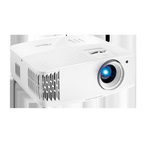 Projecteur DLP HDR UHD 4K UHD30 d'Optoma avec taux de rafraîchissement de 240 hz