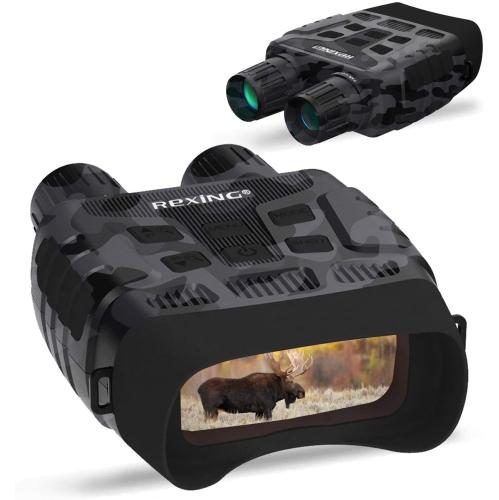 Jumelles numériques Rexing B1 Night Vision Infrared