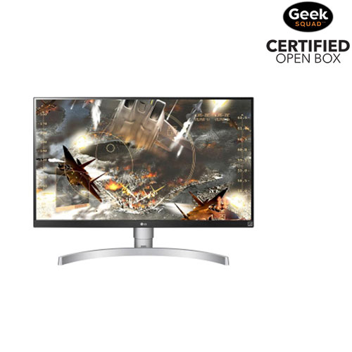 "LG 27"" 4K UHD 60Hz 5ms LED IPS Monitor - Open Box"