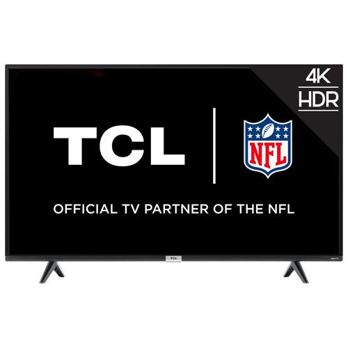 "TCL 4-Series 75"" 4K UHD HDR LED Roku TV Smart TV - 2021"