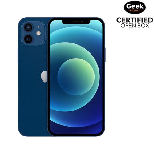 Apple iPhone 12 64GB - Blue - Unlocked - Open Box