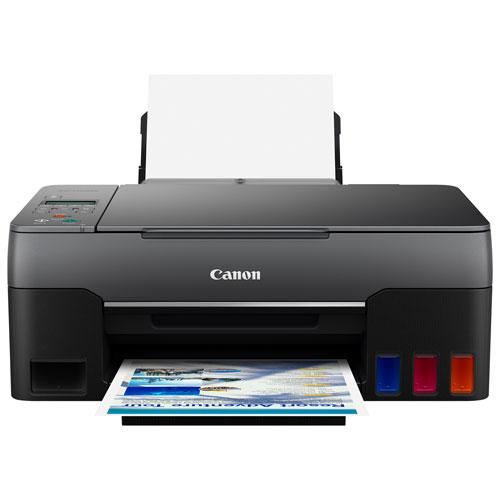 Imprimante à jet d'encre tout-en-un MegaTank PIXMA G3260 de Canon