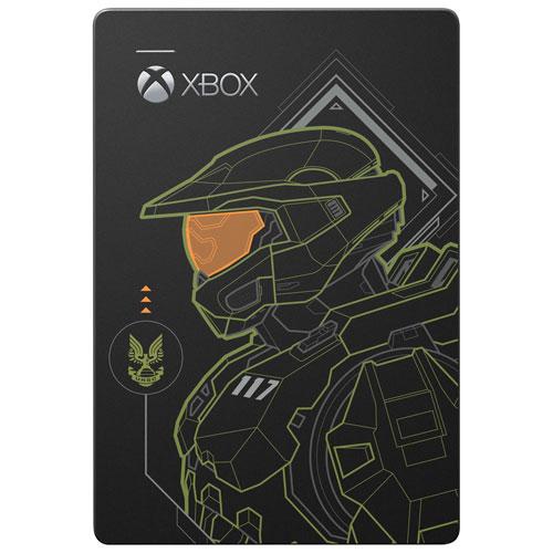 Seagate Halo: Master Chief 2TB Game Drive for Xbox