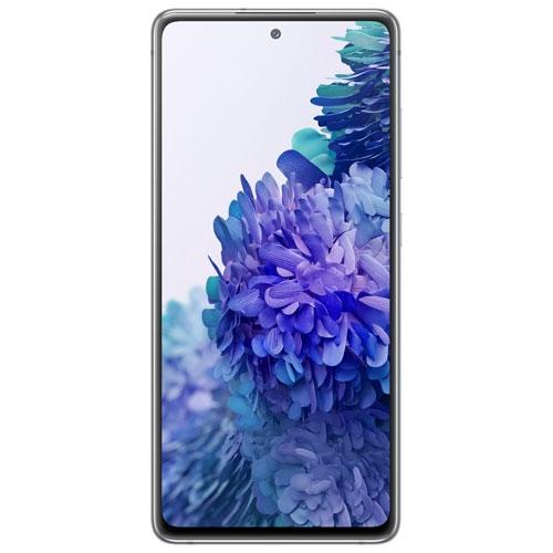 Samsung Galaxy S20 FE 128GB Smartphone - Cloud White - Unlocked - Open Box