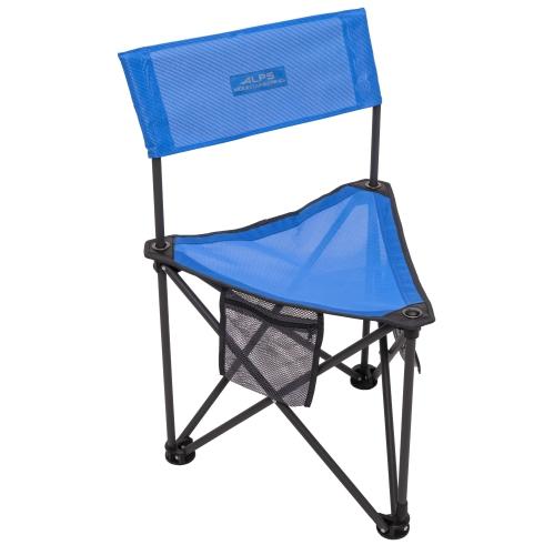 ALPS Mountaineering Grand Rapids tri-leg chair - Blue