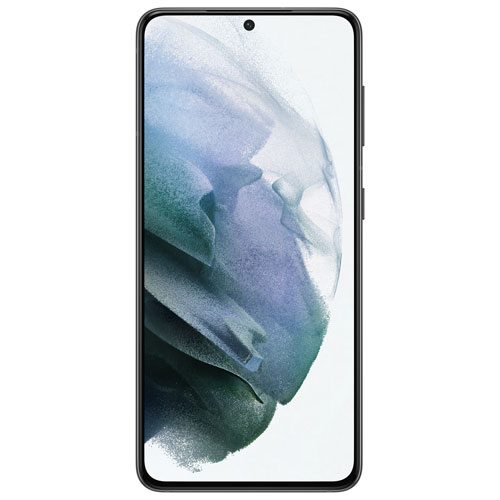 TELUS Samsung Galaxy S21 5G 128GB - Phantom Grey - Monthly Financing