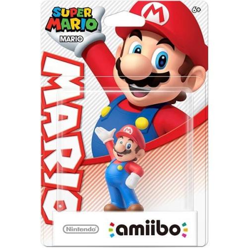 Mario Amiibo - Super Mario Series [Nintendo Accessory]