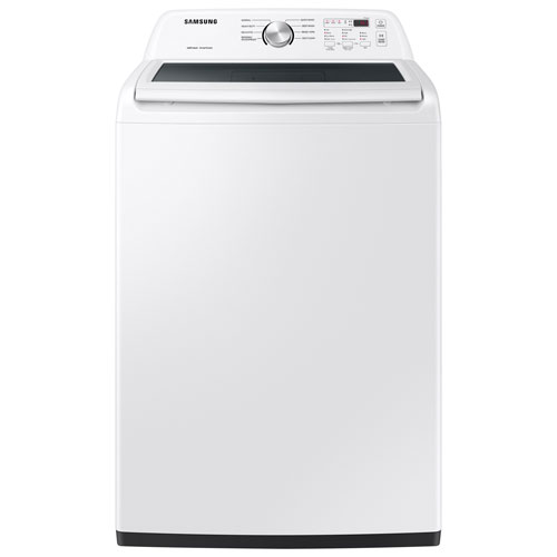 Samsung 5.0 Cu. Ft. Top Load Washer - White