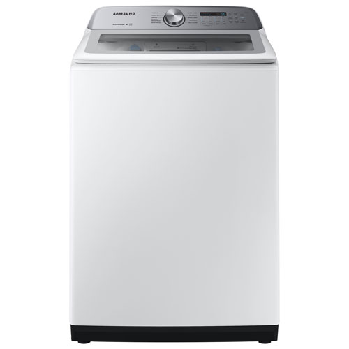 Samsung 5.8 Cu. Ft. High Efficiency Top Load Washer - White