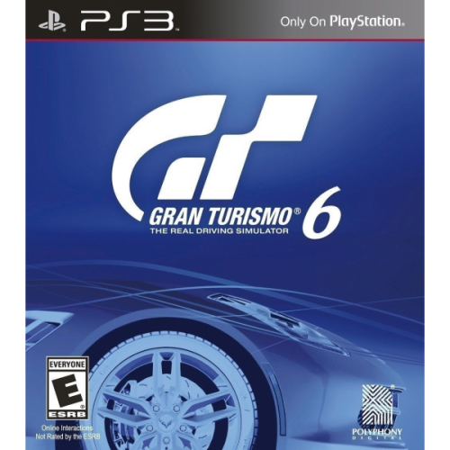 Gran Turismo 6 [PlayStation 3]