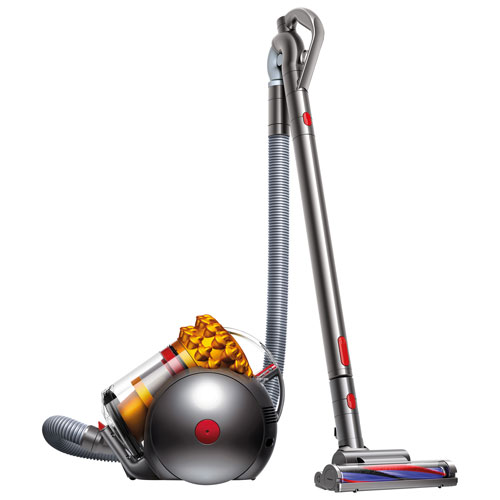 Aspirateur-traîneau Big Ball Turbinehead de Dyson - Jaune/Fer