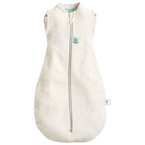 Sac de couchage en jersey de coton 0,2 tog d'ergoPouch - 3 à 12 mois - Marbre gris