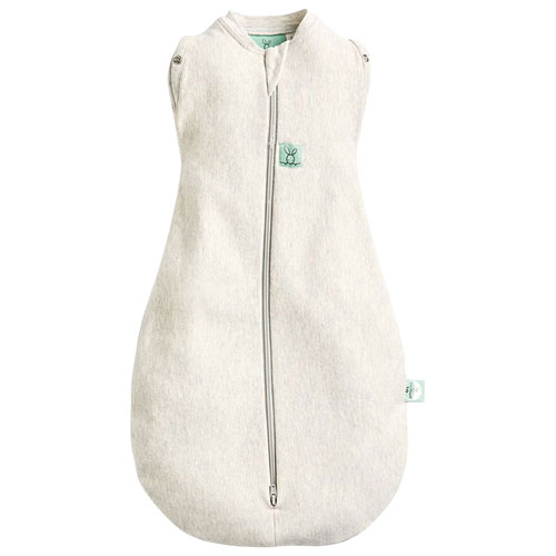 ergoPouch 2.5 TOG Jersey Cotton Swaddle Bag - 6 to 12 Months - Grey Marle