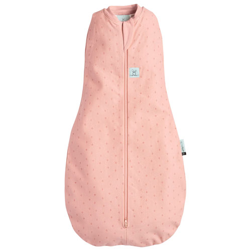 ergoPouch 2.5 TOG Jersey Cotton Swaddle Bag - 3 to 6 Months - Berries
