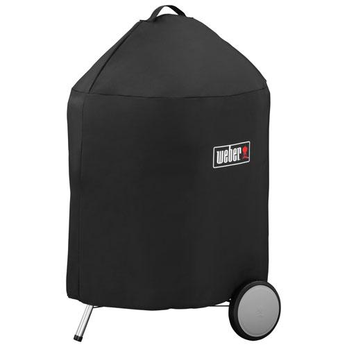 "Weber Premium Kettle Grill Cover - 22"" - Black"