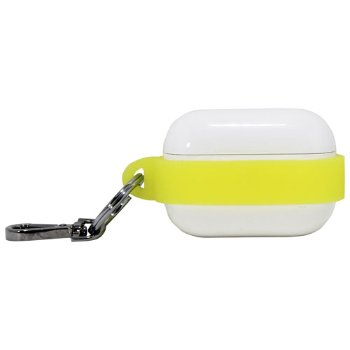 PodPocket Scoop Sling Silicone Case for AirPods Pro - Yellow