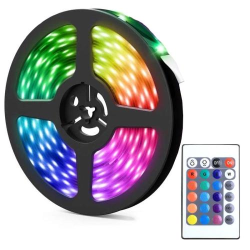 PANDACO Bande lumineuse à LED avec contrôle sans fil