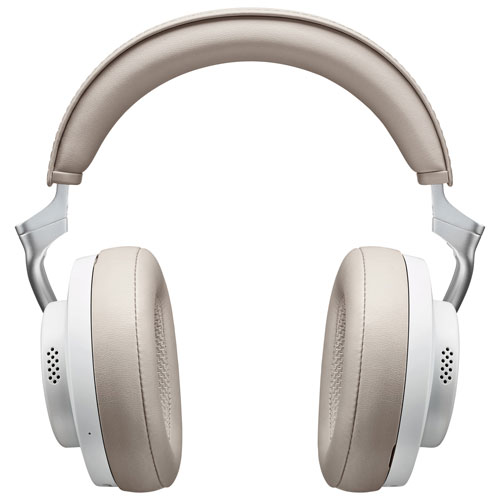 Shure AONIC 50 Over-Ear Noise Cancelling Bluetooth Headphones - White