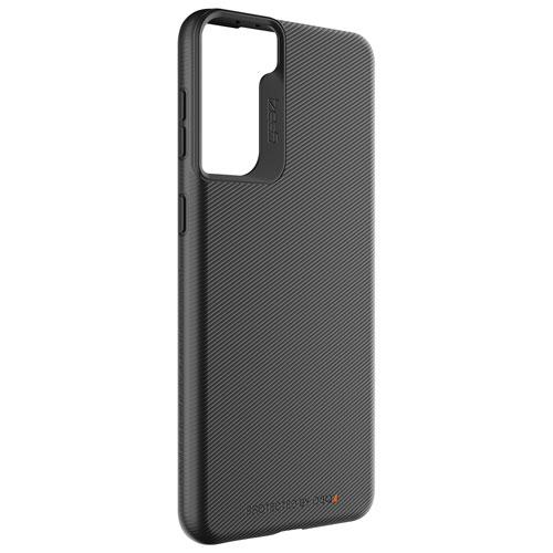 Gear4 Copenhagen Fitted Hard Shell Case for Galaxy S21 - Black