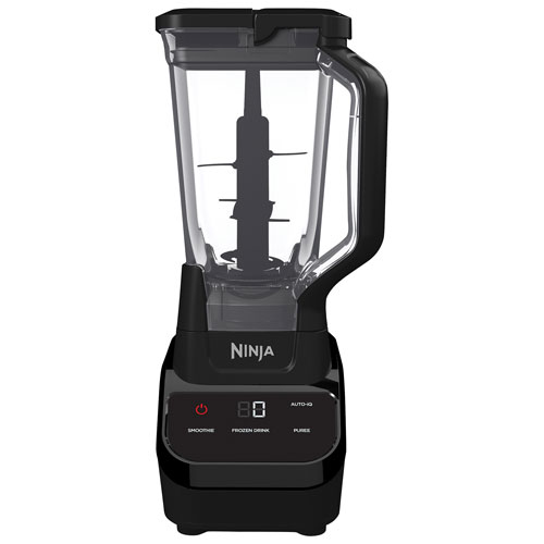 Mélangeur de comptoir à écran tactile 2,1 L 1000 W Professional de Ninja - Noir/Argenté