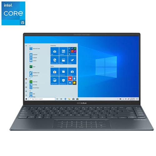 "ASUS ZenBook 14"" Laptop - Pine Grey"