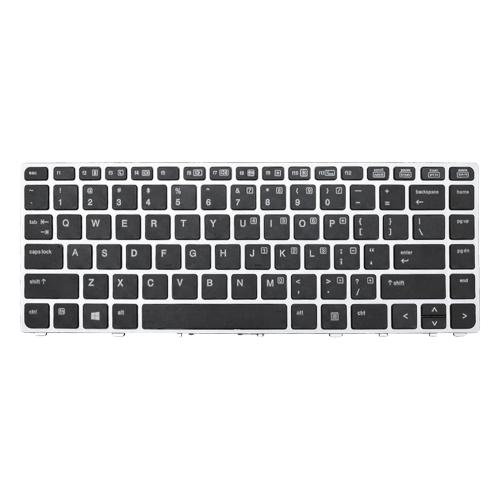 Lot of 5 HP EliteBook 9470m 9470 9480 9480m Non-Backlit Laptop Keyboard 702843-001 BULK Refurbished