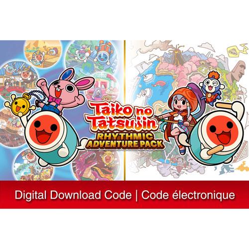 Taiko no Tatsujin: Rhythmic Adventure Pack - Digital Download